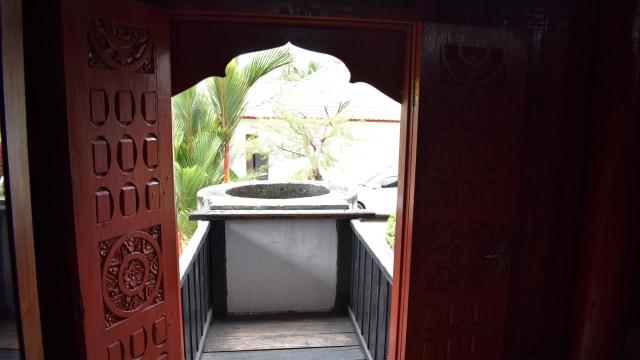 Melihat Sisa Perang Di Rumah Cut Nyak Dhien Aceh Besar Kumparan Com