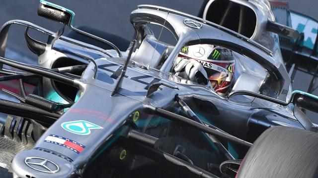 FP3 GP Brasil: Hamilton Tercepat, Verstappen Kedua (45867)