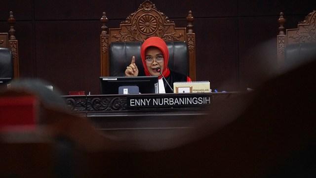 MK Diminta Hapus Pasal Dewan Pengawas karena Ganggu Independensi KPK (4031)