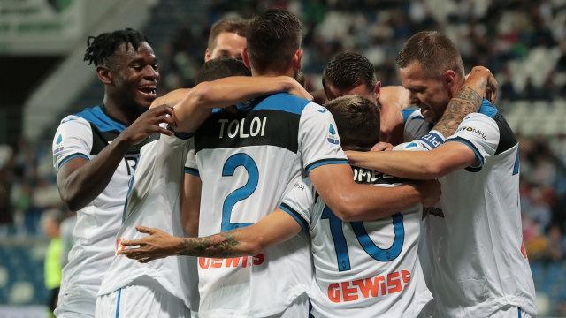 Guardiola: Menonton Atalanta Bermain Sangatlah Menyenangkan (52820)