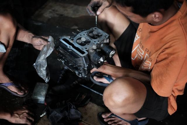 Segini Biayanya Bikin Kawasaki Ninja 250 2 Silinder jadi 4 Silinder (269551)