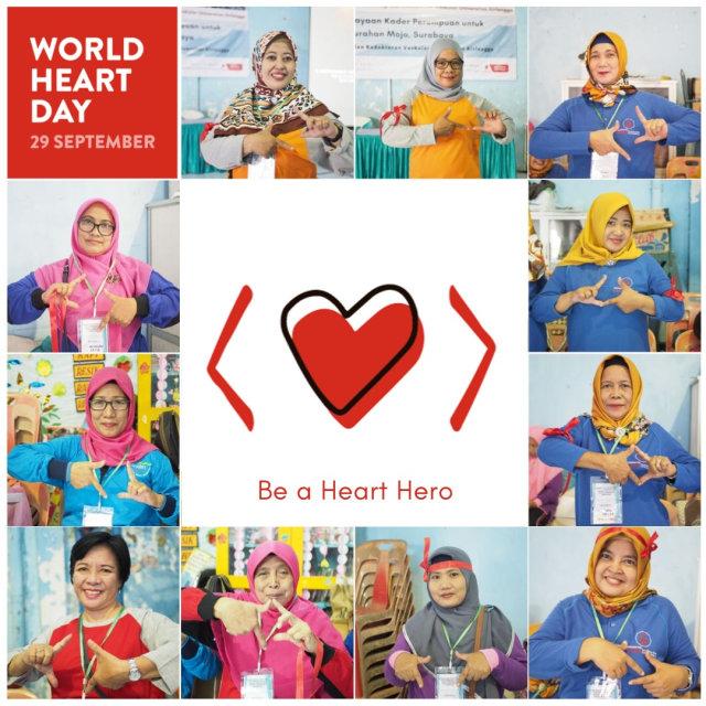 World Heart Day 2019: Saatnya Siapapun Bisa Menjadi Pahlawan Jantung (144118)