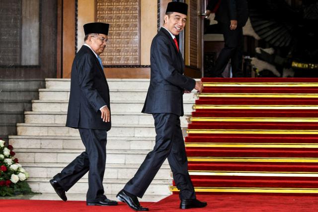 Jusuf Kalla Dapat Uang Pensiun, Bagaimana dengan Jokowi? (160960)