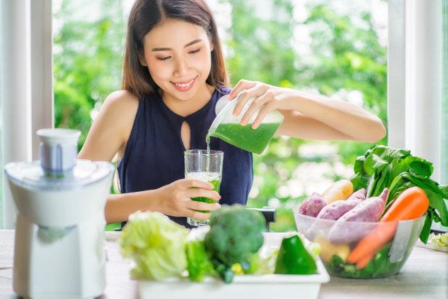 Vegetarian, makanan sehat