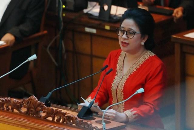 PDIP: Harapan Puan soal Sumbar Dialektika Ideologis, Diucapkan dengan Bismillah (272066)