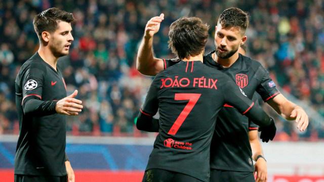 Liga Champions: Atletico dan PSG Berjaya di Pekan Kedua (144766)