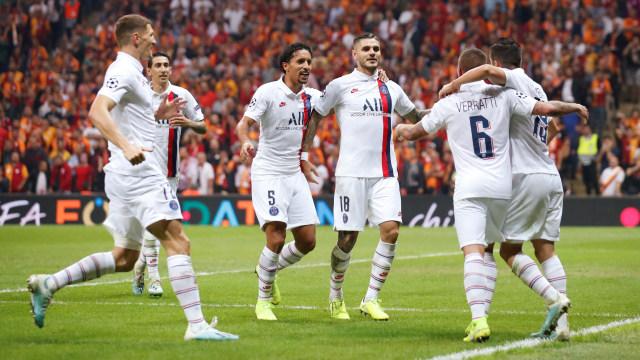 Liga Champions: Atletico dan PSG Berjaya di Pekan Kedua (144767)