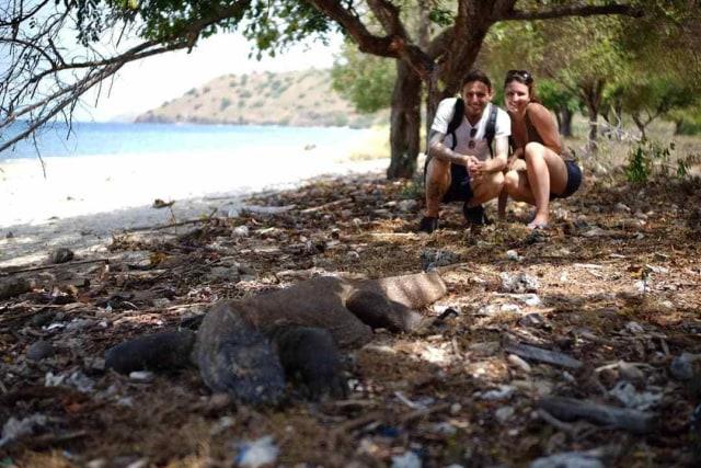com-Kemenpar, Taman Nasional Pulau Komodo