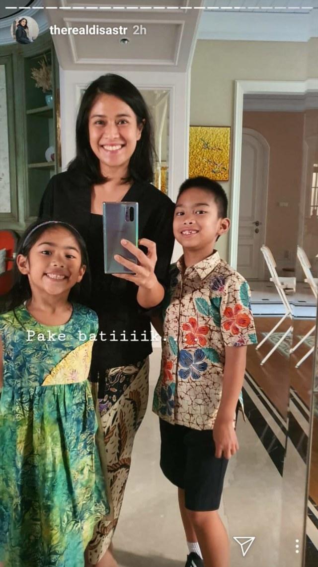 Pentingnya Batik bagi Dian Sastrowardoyo (5090)