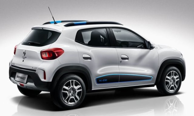 Inilah Mobil Listrik Murah Garapan Renault, Harganya Rp 132 Juta (83658)