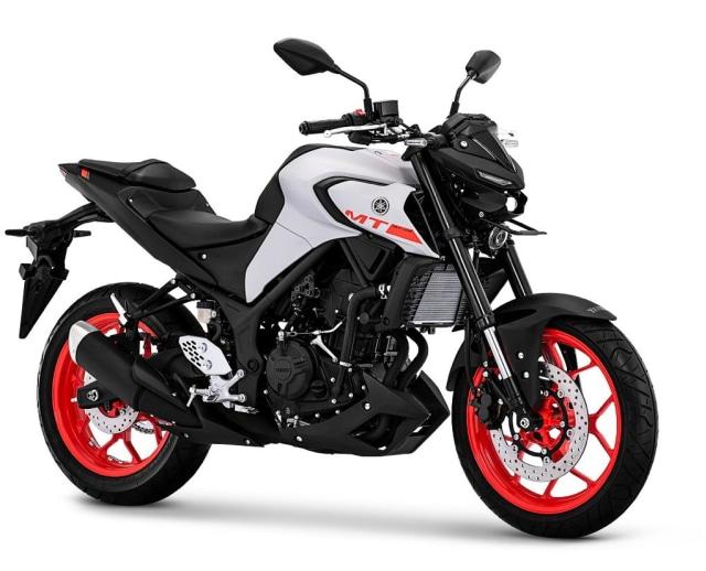 New Yamaha MT-25 Meluncur, Apa Saja yang Berubah?  (55264)