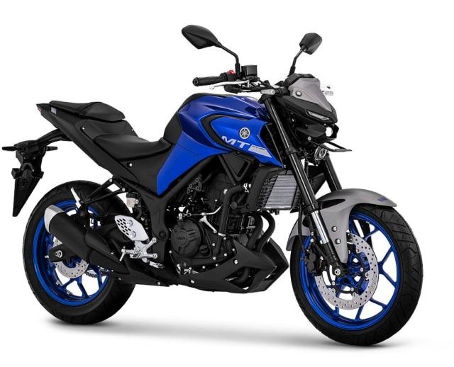 New Yamaha MT-25 Meluncur, Apa Saja yang Berubah?  (55268)