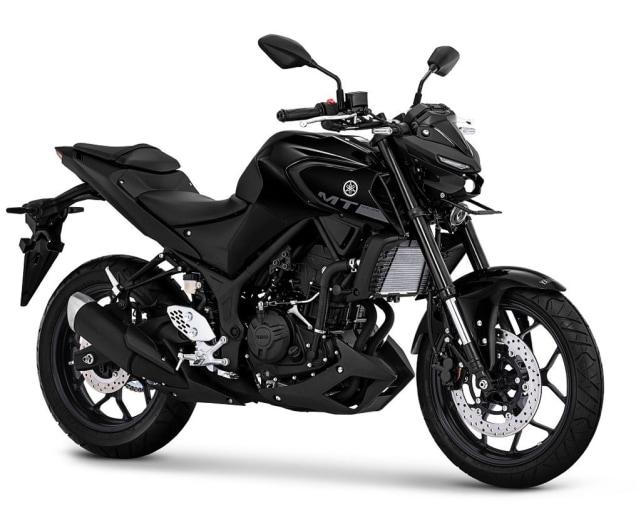 New Yamaha MT-25 Meluncur, Apa Saja yang Berubah?  (55266)