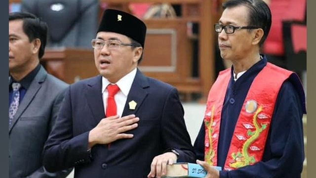 DPRD Sulut Gelar Rapat Paripurna Pelantikan Pimpinan Definitif (271860)