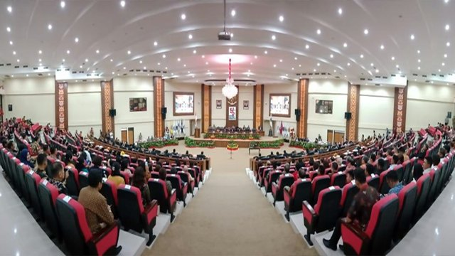 DPRD Sulut Gelar Rapat Paripurna Pelantikan Pimpinan Definitif (271862)