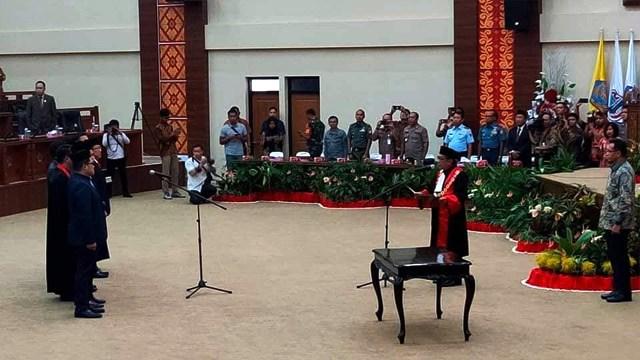 DPRD Sulut Gelar Rapat Paripurna Pelantikan Pimpinan Definitif (271863)