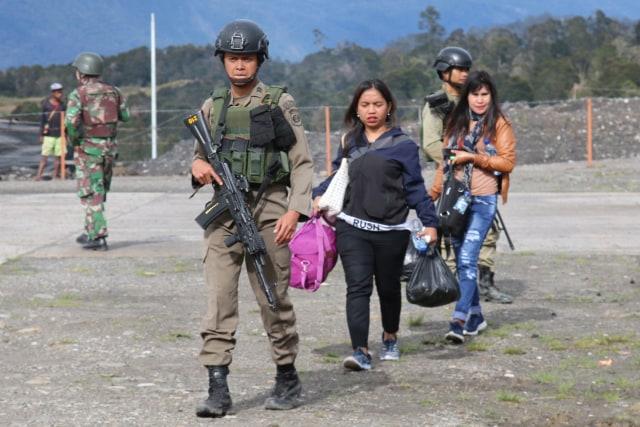2 Warga Jadi Korban Penembakan KKB di Puncak, Papua, 1 di Antaranya Tewas (119211)