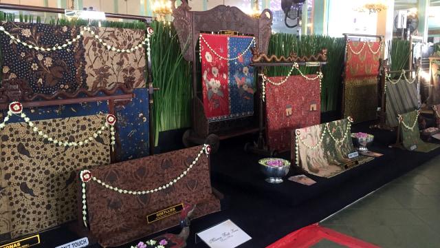 Museum Batik Danar Hadi, Hari Batik Nasional