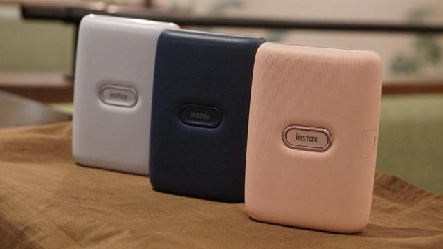 Hasil gambar untuk Fujifilm Luncurkan Smartphone Printer Terbaru, Fujifilm Instax Mini Link