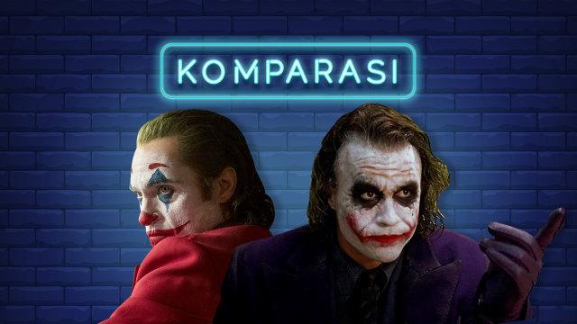 Membandingkan Joker Versi Heath Ledger dan Joaquin Phoenix (594186)