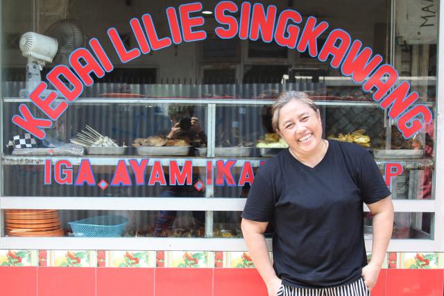 Lipsus, MRT Food Guide, Kedai Lilie Singkawang