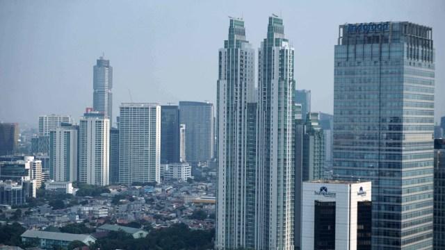 Bisnis Sewa Perkantoran di DKI: Sempat Menggeliat, Balik Turun Usai PSBB Lagi (106226)