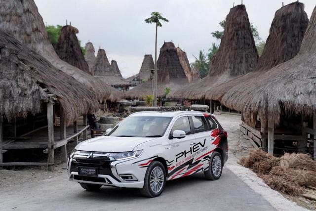 Jokowi Gelar Karpet Merah untuk Mobil Listrik, Mitsubishi Tetap Produksi Hybrid (90073)
