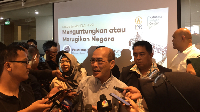 Faisal Basri Sebut Proyek Infrastruktur Jokowi Ugal-ugalan, Bikin BUMN Sulit (25248)