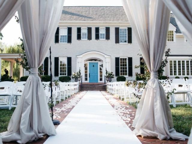 Budget Ketat Intip 5 Inspirasi Dekorasi Pernikahan Di Rumah