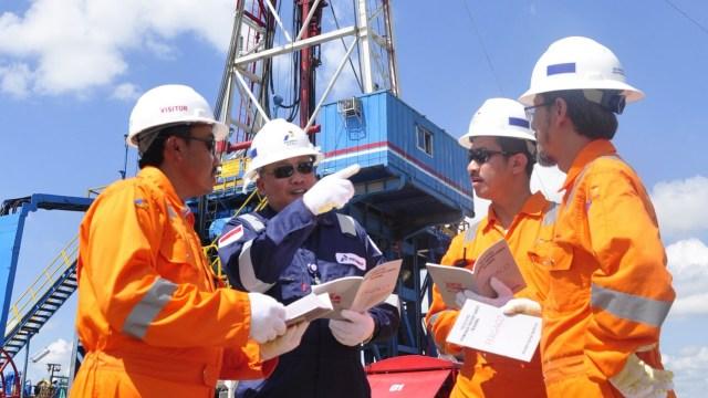 com-Komitmen pemberdayaan tenaga kerja dari dalam negeri tetap dipegang oleh SKK Migas
