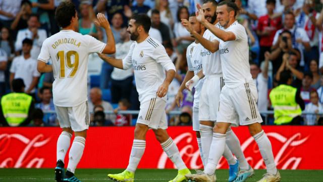 Real Madrid Masih Kejar Trofi La Liga Musim Ini (21896)