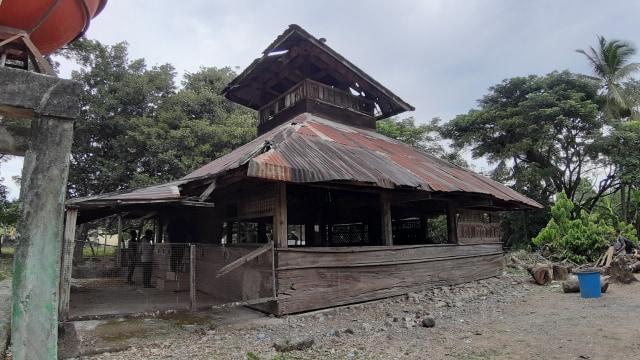 Masjid Teungku Chik Di Tiro, Peninggalan Perang Aceh yang Terlupakan (4274)
