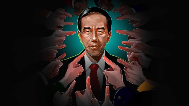 Apa yang Terjadi Bila Jokowi Tak Terbitkan Perppu KPK? (7967)