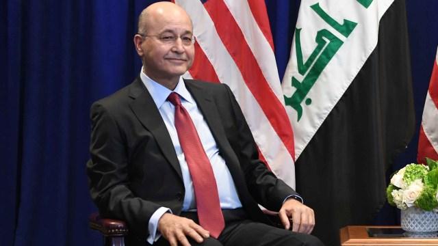 100 Orang Tewas dalam Aksi Protes Berujung Rusuh di Irak (323285)