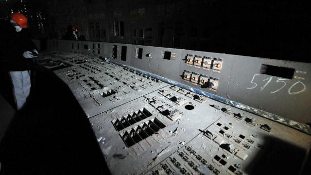 Reaktor Nuklir Chernobyl Membara Lagi, Bisa Picu Ledakan (121604)