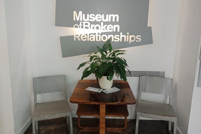 Museum of Broken Relationship, Kroasia