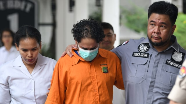 Rilis penyalahgunaan narkoba, Polda Metro Jaya, Muhammad Basurrah