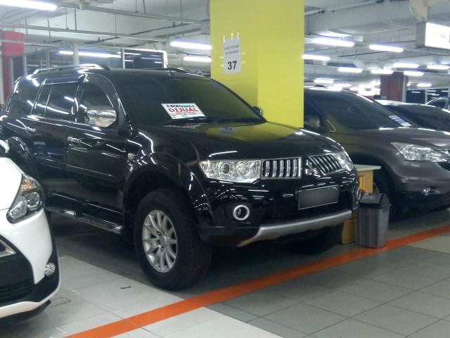 Berburu Mitsubishi Pajero Sport Bekas Rp 180 Jutaan  (576877)