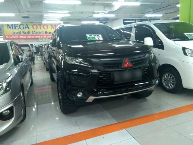Berburu Mitsubishi Pajero Sport Bekas Rp 180 Jutaan  (576878)