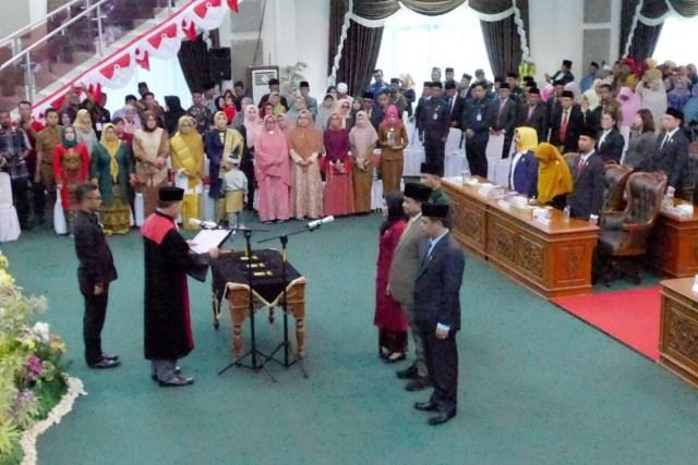 Istri Mantan Wako, Pimpin DPRD Tanjungpinang Periode 2019-2024 (388980)
