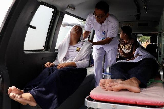 Kala Siswa Aceh Siaga Bencana, Bersiap Diri di Tanah Tsunami (10116)