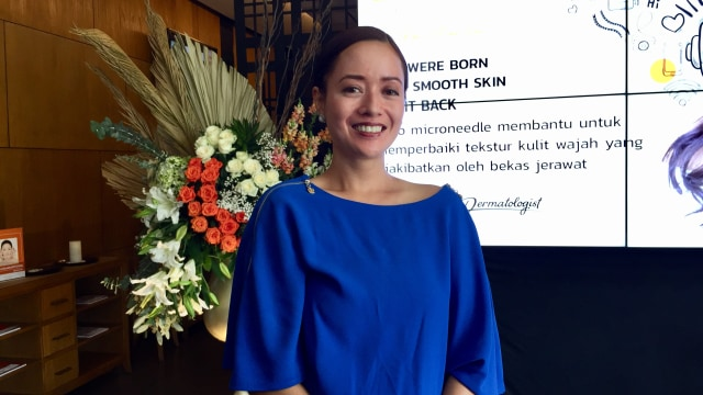Dr Shinta Damayanti, ERHA Derma Center Pondok Indah