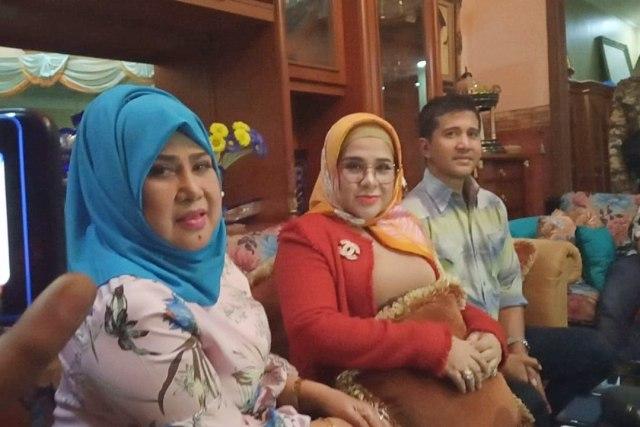Dhawiya dan Suaminya Diduga Sempat 3 Bulan Tak Jalani Rehabilitasi (845455)