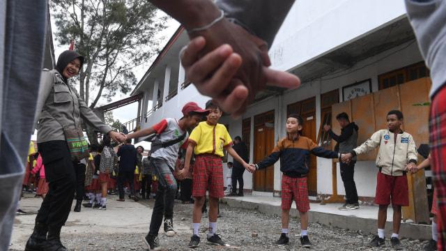 Polisi Sebut Warga Pendatang Sudah Banyak yang Kembali ke Wamena (38977)