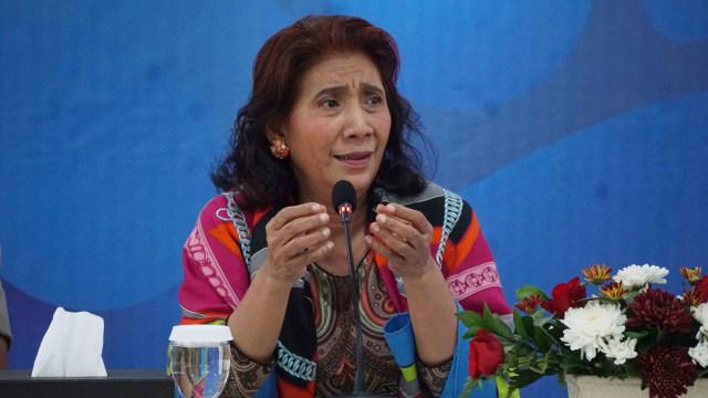Menteri Kelautan dan Perikanan Susi Pudjiastuti, Penghargaan Penegakan Hukum Bidang Kelautan dan Perikanan