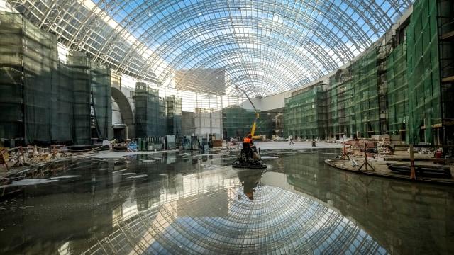 Rusia Segera Miliki Taman Hiburan dalam Ruangan Terbesar di Dunia (374279)