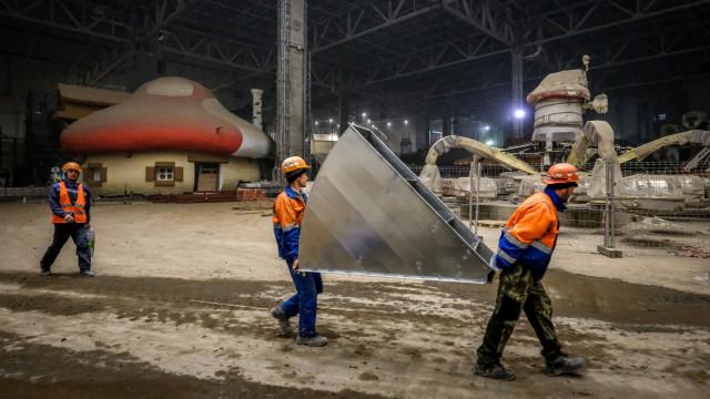Rusia Segera Miliki Taman Hiburan dalam Ruangan Terbesar di Dunia (374281)