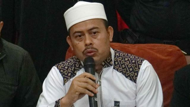 Ketua Umum DPP PA 212, Ustaz Slamet Ma'arif