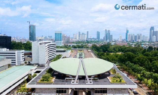 Bikin Iri, Ini Besaran Gaji dan Tunjangan Anggota DPR RI 2019-2024 (783461)