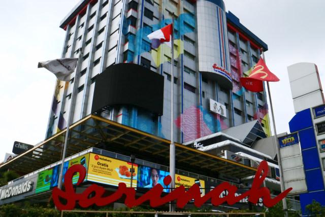 Sedang Dirombak, Sarinah Tak Akan Bersaing dengan GI dan Plaza Indonesia (309131)